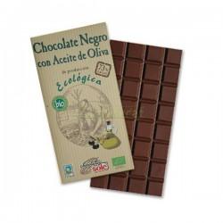CHOCOLATE NEGRO 73% CON ACEITE DE OLIVA 100GR SOLE